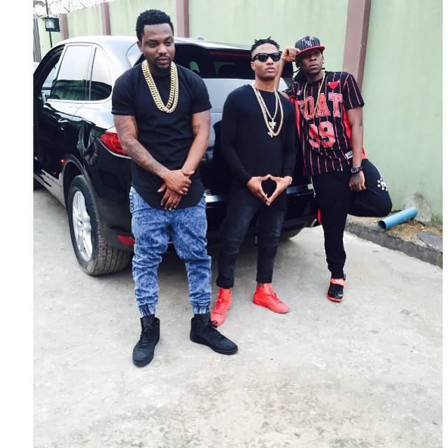 Wizkid And R2bees Set To Shake The Industry With A New Hit Song