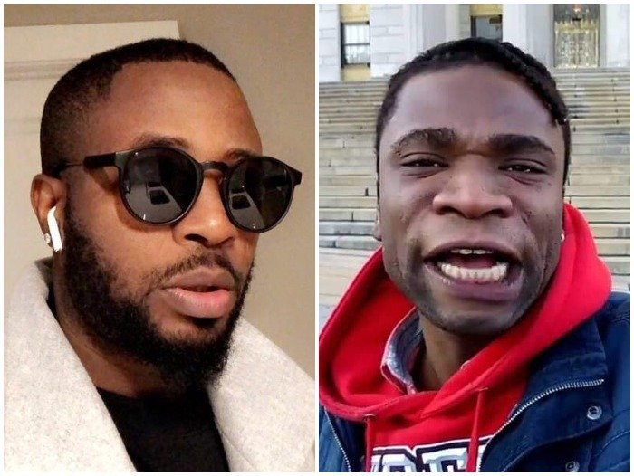 Tunde Ednut Is Such A Failure Thank God For Instagram And America Speed Darlington Gidifeed Legit.ng news ★ controversial nigerian blogger, tunde ednut's instagram page was allegedly pulled down and his online enemy, speed darlington, has reacted to it. tunde ednut is such a failure thank